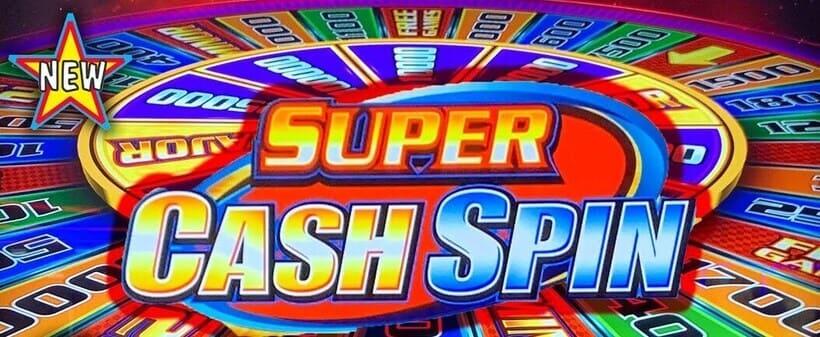 Cash spins